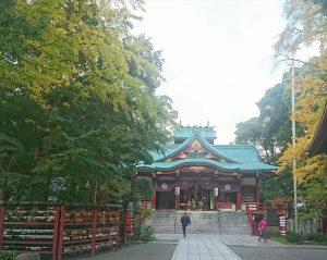 11:1多摩川浅間神社